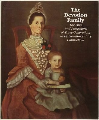 Antique American Family Portraits & Furniture & Silver of New London Connecticut