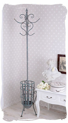 Coat Stand Shabby Chic Wardrobe Umbrella Stand Clothes Stand