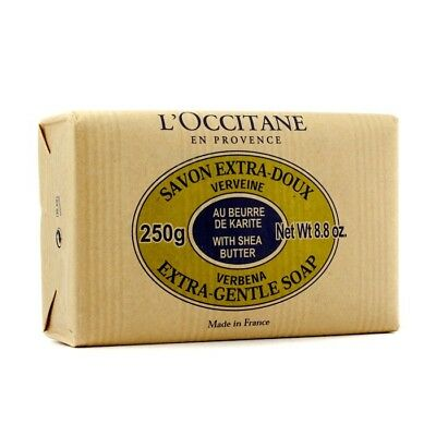 L'Occitane Shea Butter Extra Gentle Soap - Verbena 250g Bath & Shower