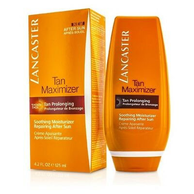 Lancaster Tan Maximizer Soothing Moisturizer Repairing After Sun 125ml Sun Care