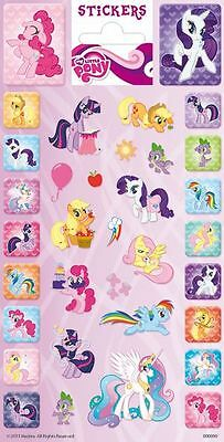 My Little Pony - Sheet of 34 Stickers - Fully Licensed