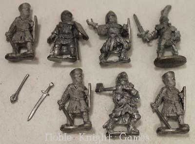 Essex Historical Mini 25mm Medieval Knights Collection #3 NM