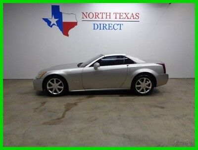 2006 Cadillac XLR Heads Up Display Leather Heated Seats New Tires 2006 Heads Up Display Leather Heated Seats New Tires Used 4.6L V8 32V Automatic