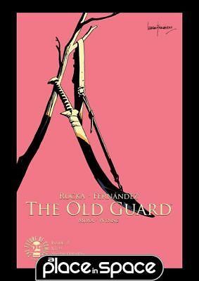 The Old Guard #2 - 2Nd Printing (Wk30)