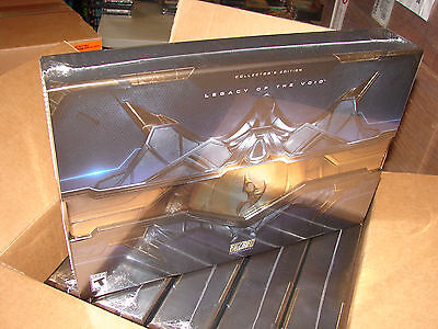 NEW StarCraft II 2 Legacy of the Void Collector's Edition (Windows/Mac, 2015)