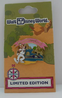 Walt Disney World 40th Anniversary Fantasyland Goofy LE Pin