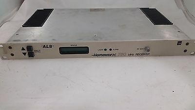 ADC ALS Homeworx 750 MHz Fiber Optic Receiver