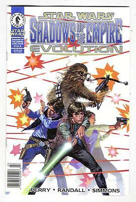 Dark Horse Comics STAR WARS Shadows of the Empire #3 from Apr. 1998 in VG+ con.