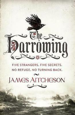NEW The Harrowing By James Aitcheson Paperback Free Shipping