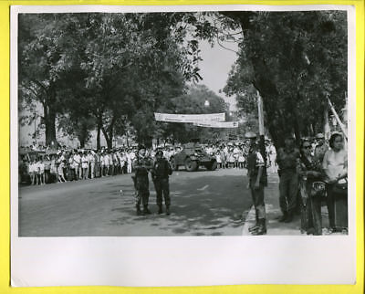 1965 Indonesia Funeral Generals Killed Communist Coup Original Press Photo