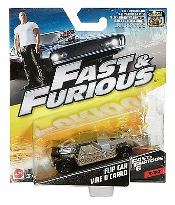 Fast and Furious Diecast Vehicle - Flip Car  *BRAND NEW*