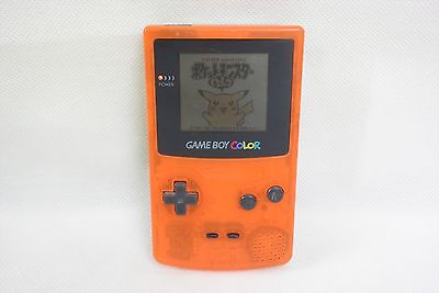 JUNK Game Boy Color DAIEI HAWKS Console Limited CGB-001 FREE SHIPPING 3139 gb