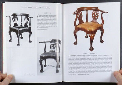 Judging Antique American Furniture - Sack's Good Better Best -A Revised Edition