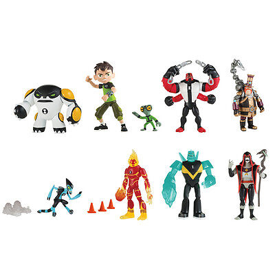 Ben 10 Action Figure (Wave 1) Choice Of Characters NEW (ONE SUPPLIED)