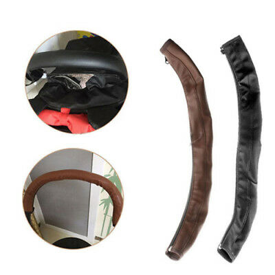 Armrest Covers Pram Stroller Accessories Arm Handle Protective Case Cover  .
