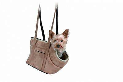 Vincent Pet Bag Small Beige For Cats & Little Dogs 36401
