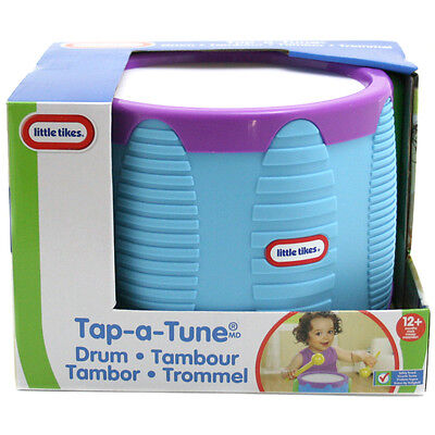 Little Tikes Tap-a-Tune Drum NEW