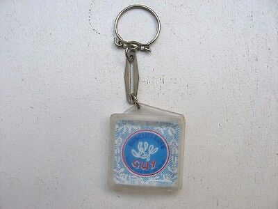 Porte Clé Ancien Biscuiterie Guy / Biscuits  Alimentation Vintage Keychains Pc13