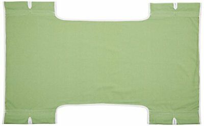 Lumex Canvas Fabric 2-Point Sling without Commode Opening 220lb Weight Capacity
