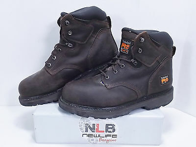 f75121ab1eb TIMBERLAND PRO 33034 Pit Boss steel toe work boots mens 10 M ...