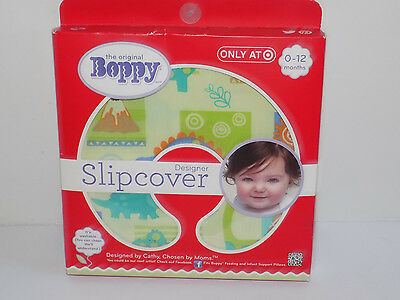 The Original Boppy Designer Slipcover Dinosaurs