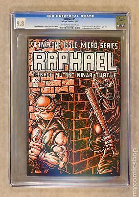 Raphael (1985 Teenage Mutant Ninja Turtles) #1 CGC 9.8 0045639020