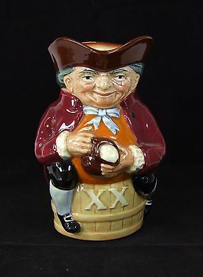 Royal Doulton - Toby XX - Toby Jug - D6088 - Made in England.