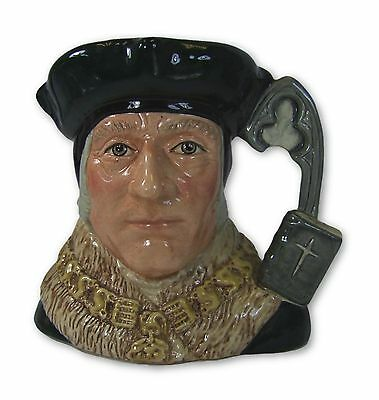 Royal Doulton - Sir Thomas More - Large Character Jug - D6792 - Made in England.