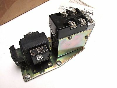 NIB .. A-B Pneumatic Timing Delay 380/440V Coil Cat# 849A-ZON25 .. UQ-09