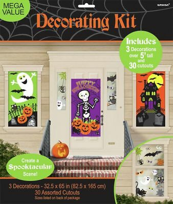 Happy Halloween Family Decoration Kit. From the Official Argos Shop on ebay