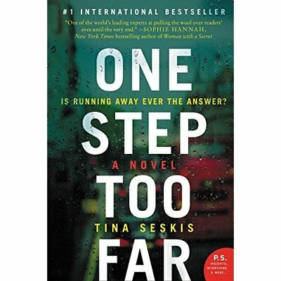 One Step Too Far - Paperback NEW Tina Seskis (Au 2015-12