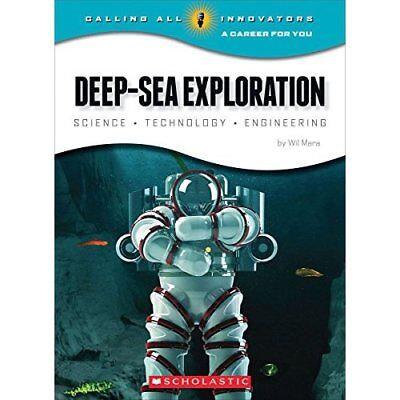 Deep-Sea Exploration: Science Technology Engineering (C - Library Binding NEW Wi