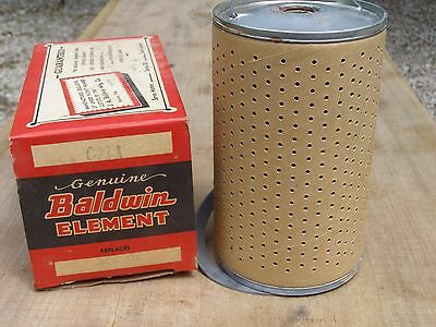 NOS Vintage Baldwin Oil Filter C-23-A Replaces AC C-113