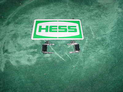 1970-1971 Hess Toy Trucks Parts  Replacement Mirrors For Your Firetruck Toys