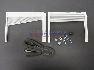 Window Side Curtain and Frame 3127A20098A AP4437478 PS3518396