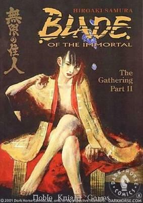 Dark Horse Comics Blade of the Immortal Gathering, The #2 SC EX