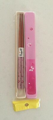 Japanese Chopsticks & Case