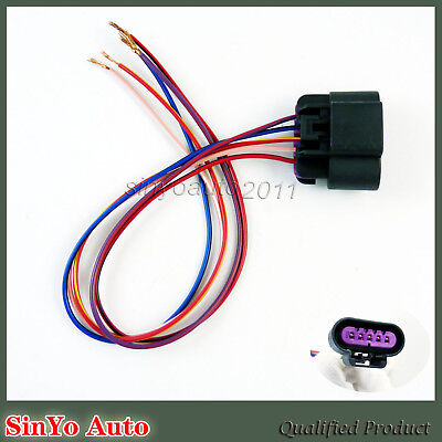 for gm mass air flow maf sensor wiring connector pigtail ls3 ls7 5 wire  pt2239