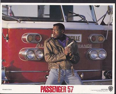 Wesley Snipes Passenger 57 1992 original movie photo 30940