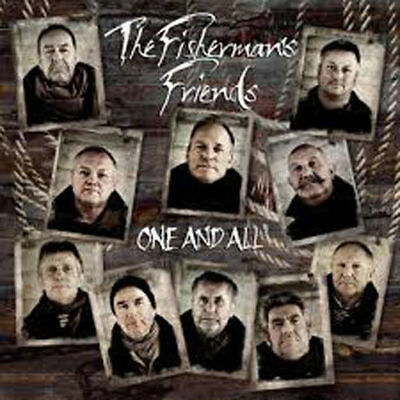The Fisherman's Friends - One And All NEW CD