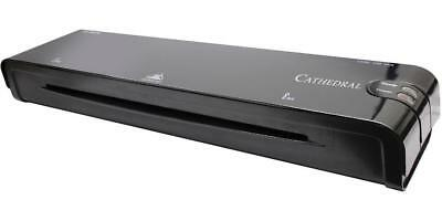 LM400BK A4 Automatic Laminator With Jam Release - Black