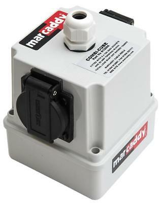 613004 Combi-cube With 2x 13a 240v Sockets