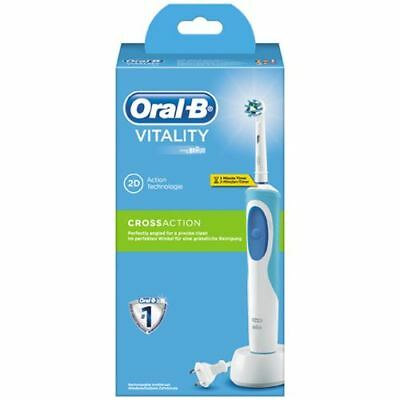 Braun Oral-B Vitality CrossAction elektrische Zahnbürste
