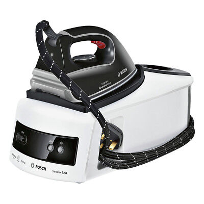 Bosch TDS2090GB Steam Generator Iron with 3100W Power and Anti-Drip System in