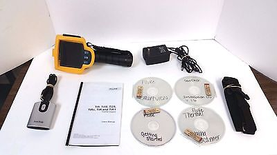 Fluke Ti25 Thermal Imager With Certification Ir Camera Imaging
