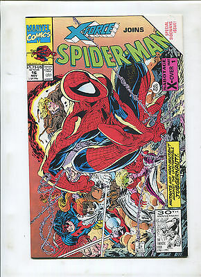 Spider-Man #16 (9.2) Signed By Todd Mcfarlane! X-Force Appearance And Cover