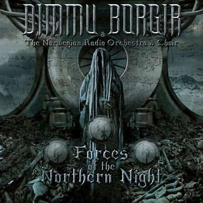 Dimmu Borgir - Forces Of The Northern Night NEW CD