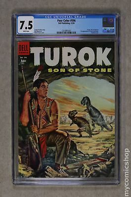 Four Color (1942 Series 2) #596 CGC 7.5 1215991007