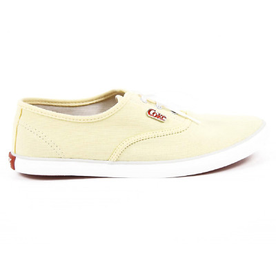 Coca Cola CCA0313 ALL DAY YELLOW sneaker pour femme jaune FR