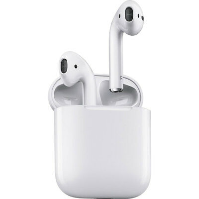 Apple AirPods with Charging Case White MMEF2AM/A Airpod Brand New